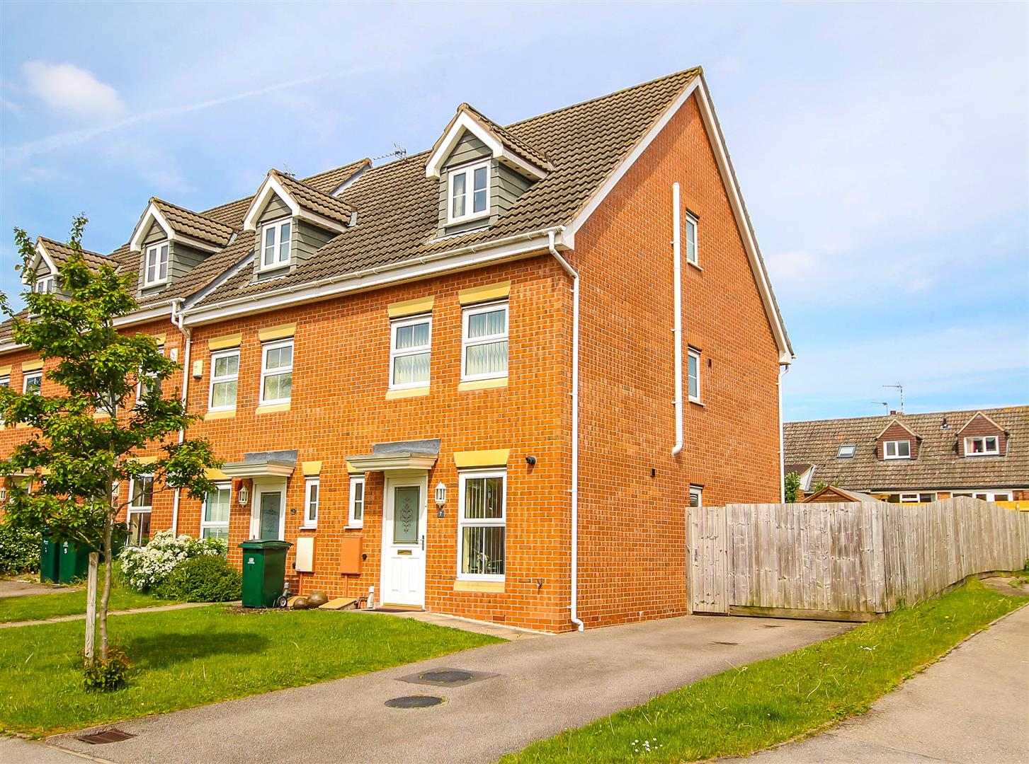 William Kirby Close, Coventry, CV4